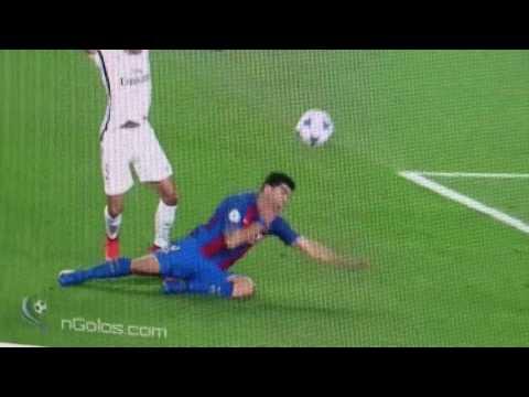 BARCELLONA - PSG 6-1| EMERY BUFFONE E SERVE LA VAR!!!!!