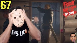 TEAMMATE LED JASON TO ME! Friday the 13th Gameplay #67