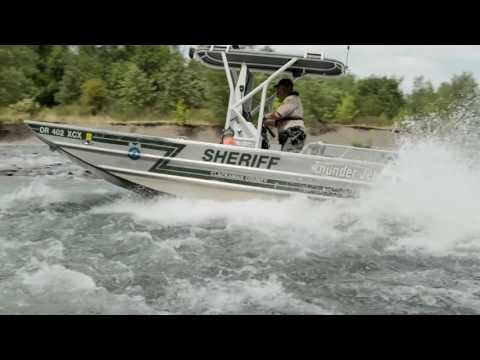 Firecom wireless with Clackamas County Sheriff Marine Patrol