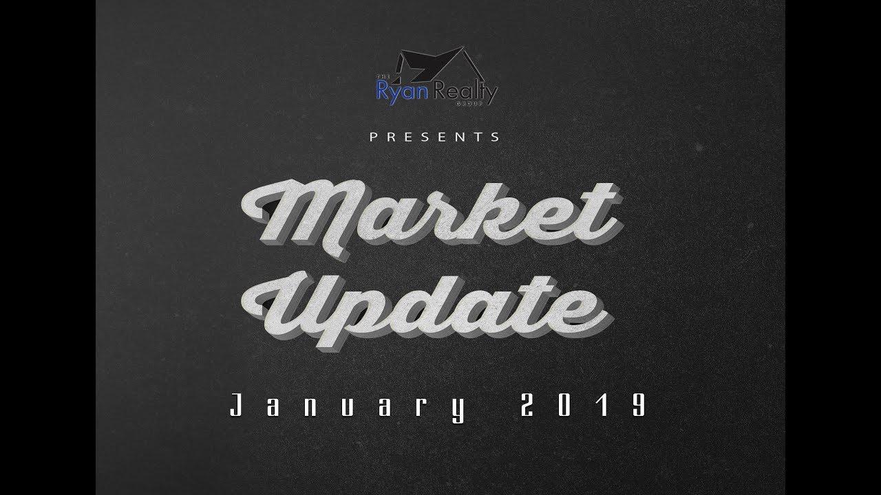 Sarnia-Lambton Real Estate Market Update - January 2019