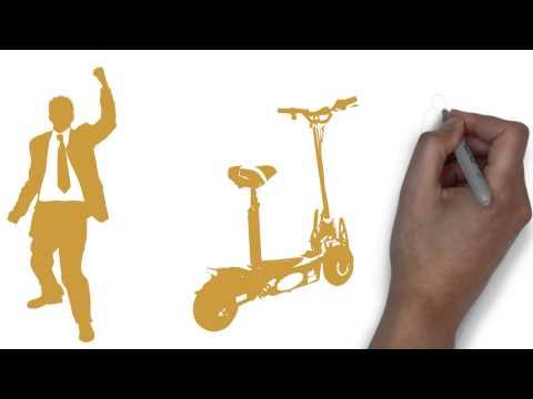 Elektromos Roller Eleknek és Neked