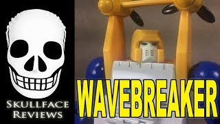 Download Transformers 3rd Party Toyworld Wavebreak (Seaspray)