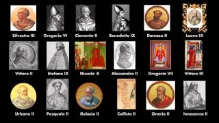 All the Popes, from St. Peter to Benedict XVI (Chronological order)