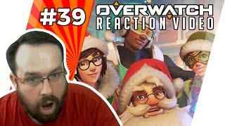 Reaction: Overwatch WTF Moments Ep.30