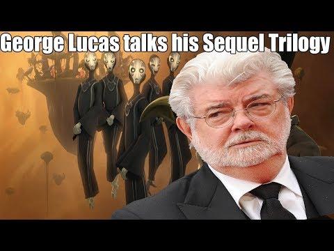 George Lucas tells his Sequel Trilogy Plot