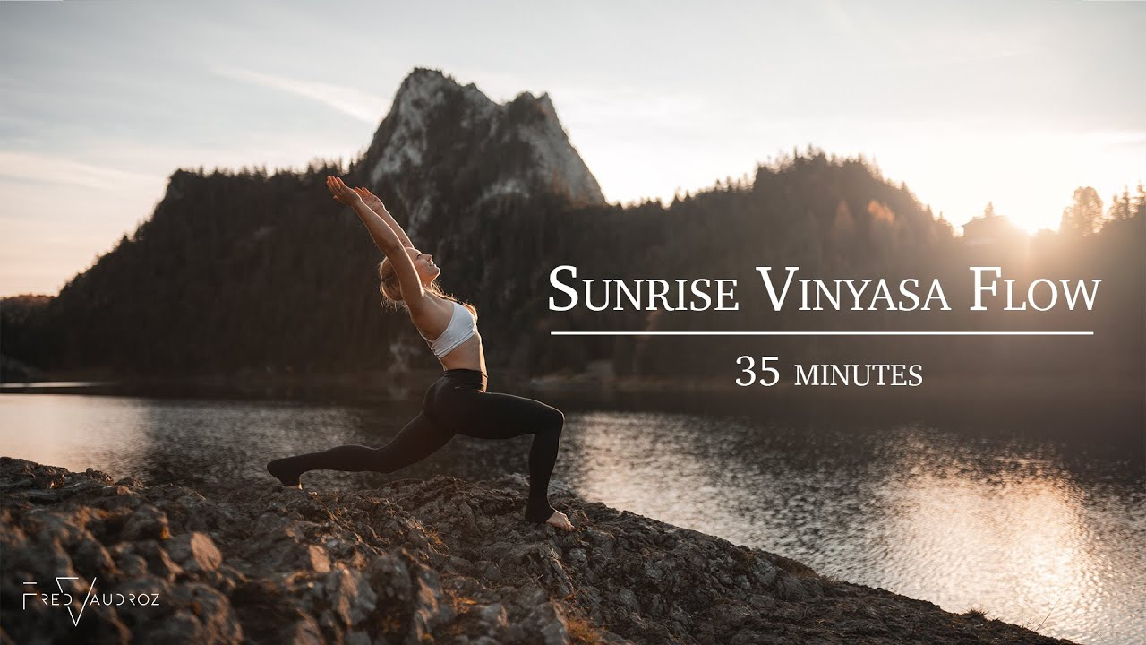 Download Yoga Vinyasa - Cours Complet - 35 Minutes