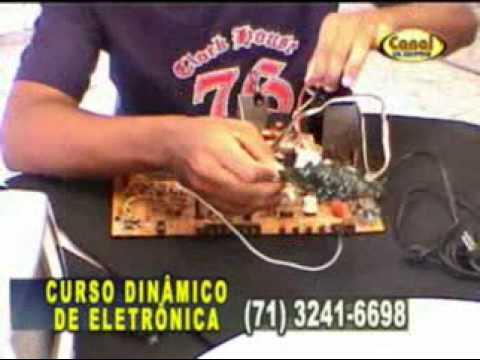 Curso de eletronica rj