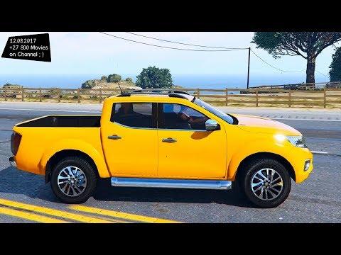 Nissan Frontier 2017 New ENB Top Speed Test GTA Mod Future
