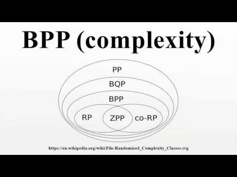 BPP (complexity)