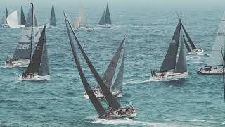the race shot on fujifilm xt3
