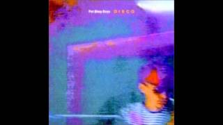 Pet Shop Boys - Disco (Whole Album HQ) - 1986