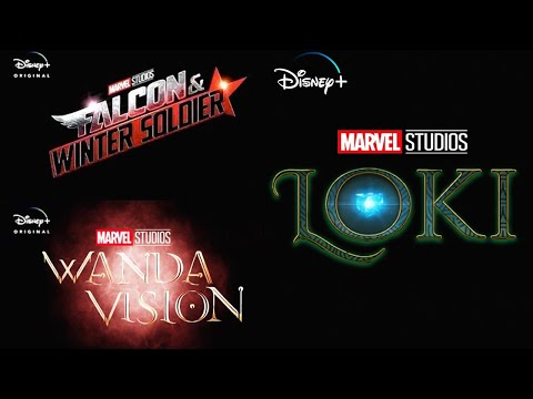 ALL CONFIRMED Marvel TV Shows (Upcoming MCU Phase 4 Disney+ TV Shows Explained 2019-2020)