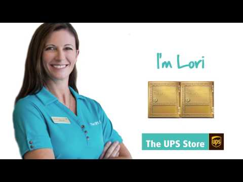 The UPS Store Small Business Program-Mail Box Service