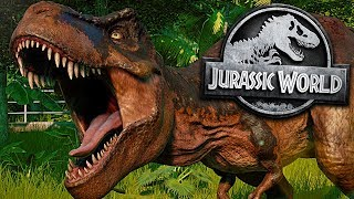 Jurassic World Evolution T.REX ▻ Próximo vídeo ➜ https://goo.gl/nBo...