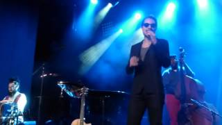 José James - Good Morning Heartache / Body And Soul (Alhambra - Paris - May 18th 2015)