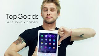 iPad Air 2 видео обзор на русском