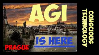 Artificial intelligence: What does Donald Trump say about AGI invention in Prague? [A]