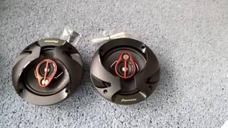 Коаксиальная акустическая система Pioneer TS-R1750S