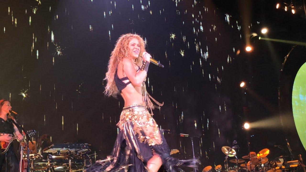 Download Whenever, Wherever : El Dorado World Tour Shakira live in Detroit, Michigan 2018