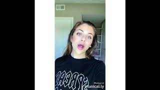 Baby Ariel Musical.ly August - October 2017