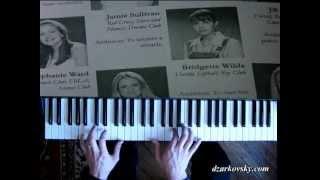 Ария - Осколок льда - кавер (пианино)