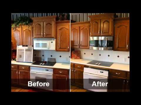kitchen design ideas u shaped - youtube