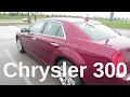 2016 Chrysler 300 C - Rental Car Review and Test Drive