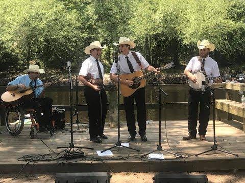 Rivertown Bluegrass Society October 2018 Concert Part 1
