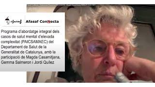 ::Afasaf ConNecta:: Presentació Programa PAICSAMAEC. Magda Casamitjana/GENCAT 19.02.2021