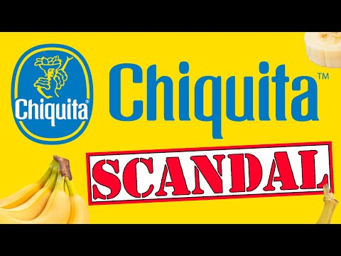 Chiquita - The Controversial History