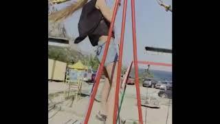 Девочка в 10 лет даст фору спецназовцам Крым