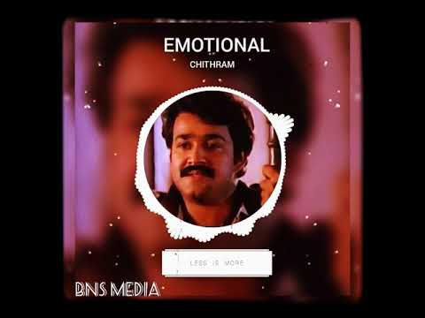 CHITHRAM | EMOTIONAL | Bgm | Status Videos | Mohanlal
