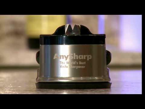 anysharp pro | le meilleur aiguiseur de couteaux au monde - youtube - Meilleur Couteau De Cuisine Du Monde