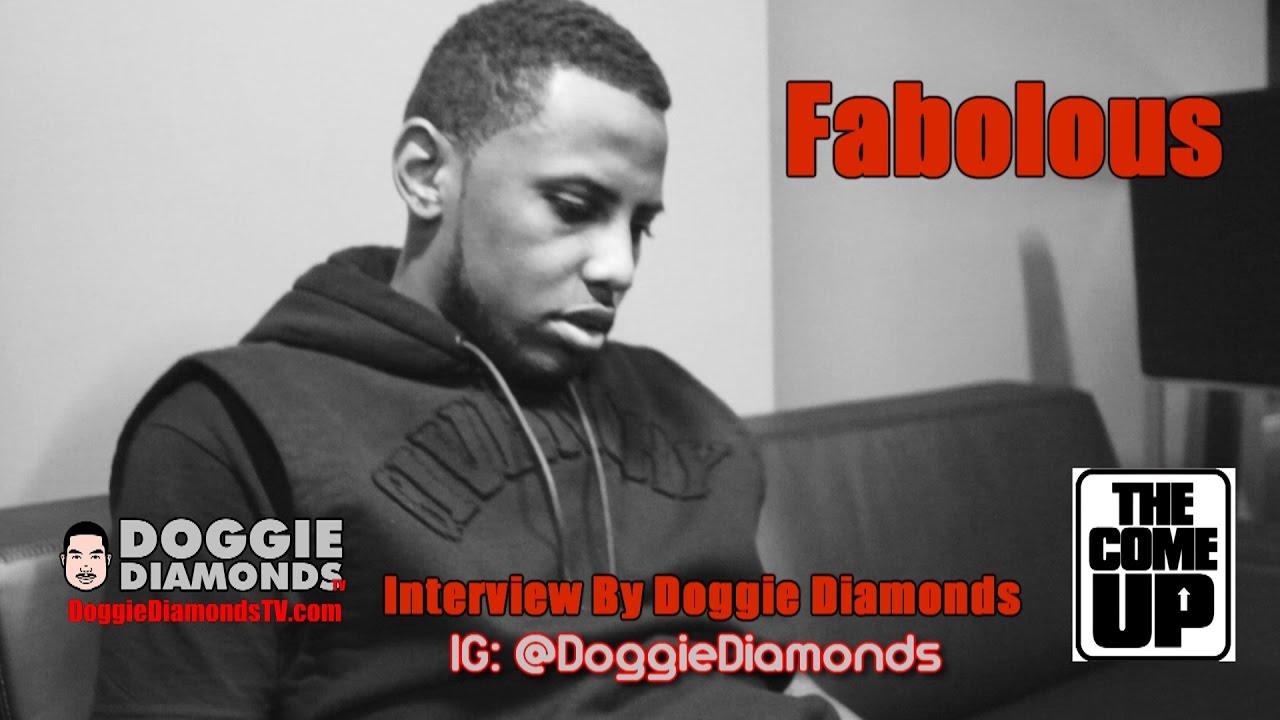 Fabolous: I Gotta Put My Foot On A Few Rappers Necks!
