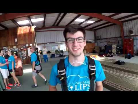Skydiving in Walterboro
