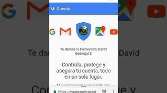 Como Cambiar la contraseña de Tu Gmail