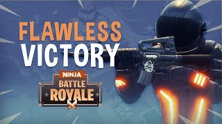 Flawless Victory! - Fortnite Battle Royale Gameplay - Ninja thumbnail