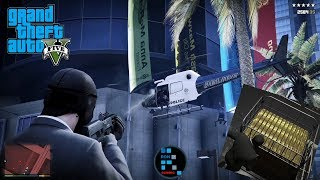 GRAND THEFT AUTO V | WE ROBBED BIGGEST BANK THE UNION DEPOSITORY
