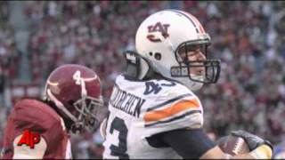 Newton Rallies No. 2 Auburn Past No. 9 Alabama