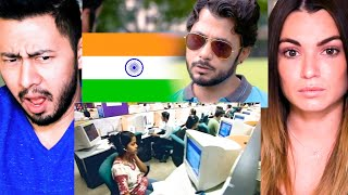 INDIA BECOMING ITS OWN SILICON VALLEY   HBO Vice   Reaction   Jaby Koay & Jackie Zender
