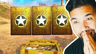 NO WAY I GOT THAT -  Call of Duty WW2 Supply Drop Opening