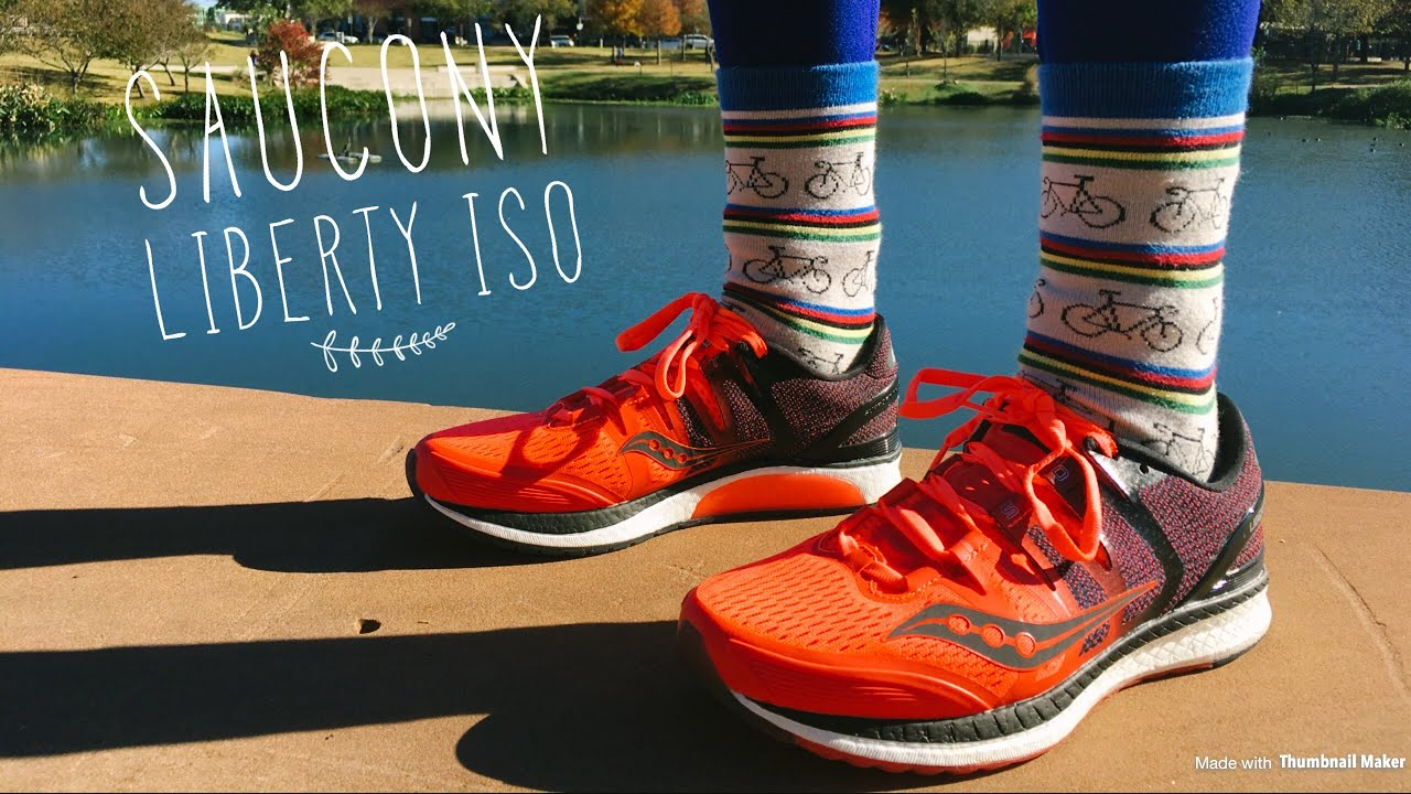 SAUCONY LIBERTY ISO REVIEW | JAMI REVIEWS