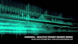 Hardwell - Molotov (Revealed Recordings 004)