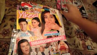 New magazines!!! Part 1