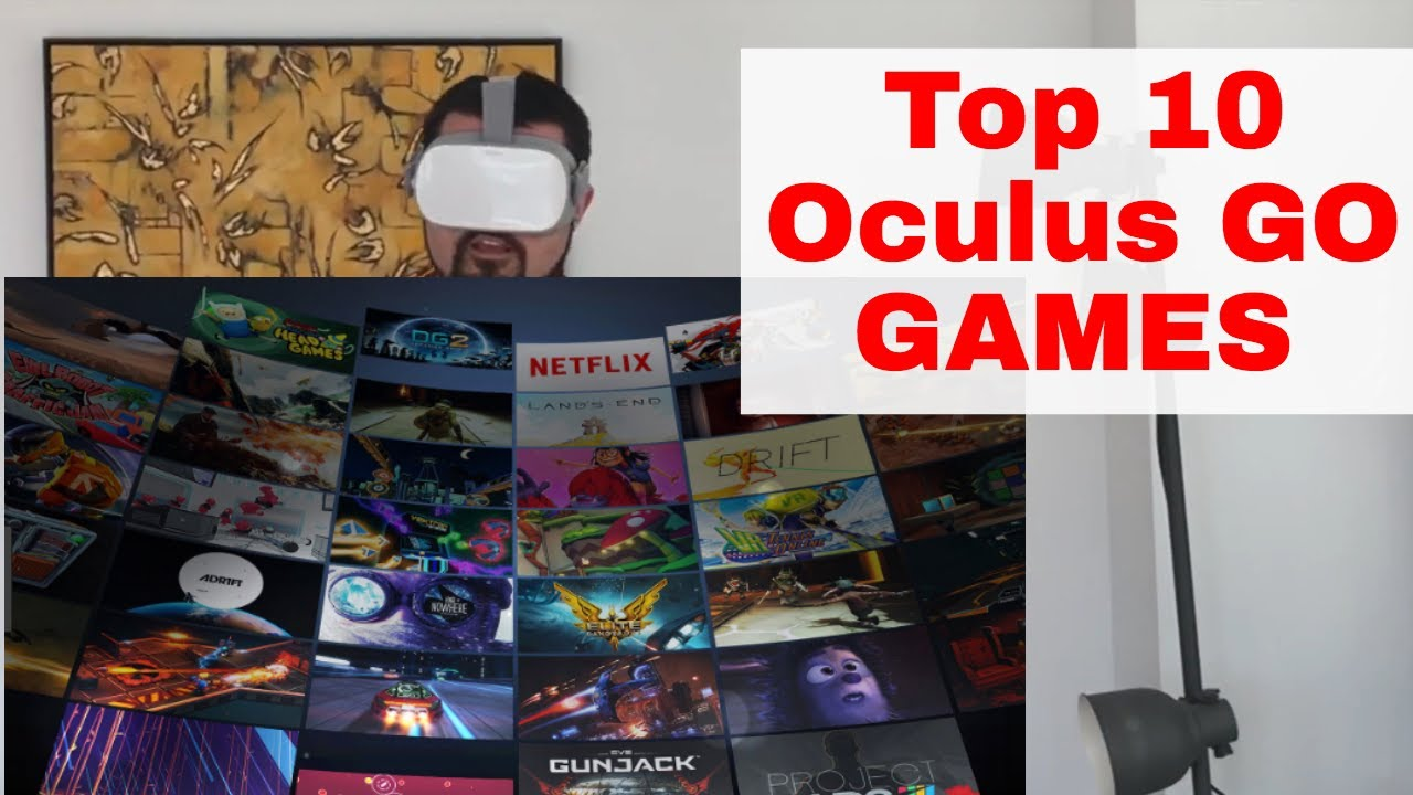 best games for oculus go