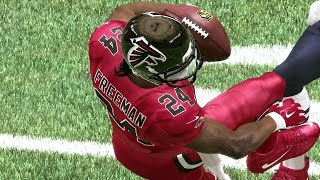 Madden 17 NOT Top 10 Plays of the Week Episode #14 - ATLANTA FALCONS CHOKE AGAIN! | cookieboy17