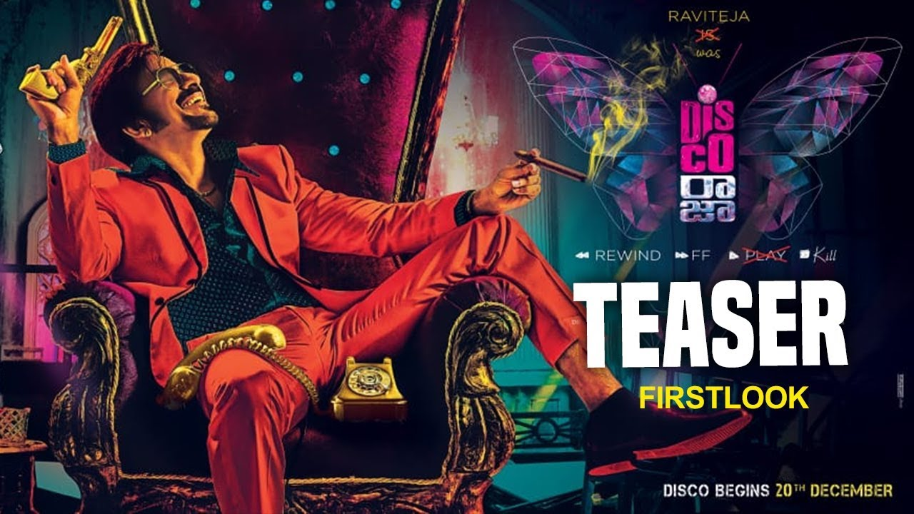 Disco Raja Box Office Collection Day 1