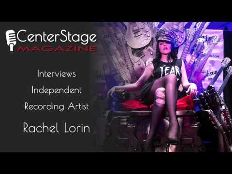 Conversations with Missy: Rachel Lorin Interview
