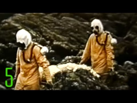 5 Most Secret Military Experiments Caught on Tape | Dark5