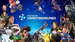 Verleihung Deutscher Computerspielpreis 2020